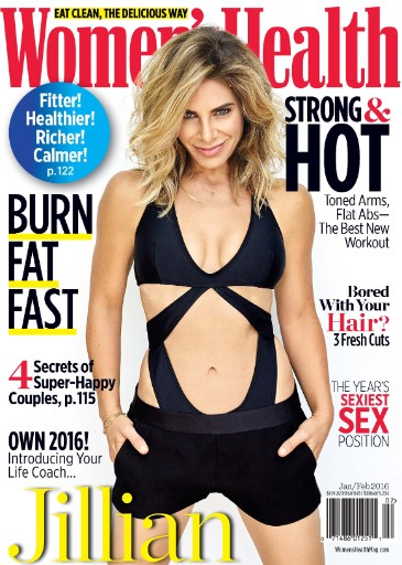 Read the latest issue of Women's Health