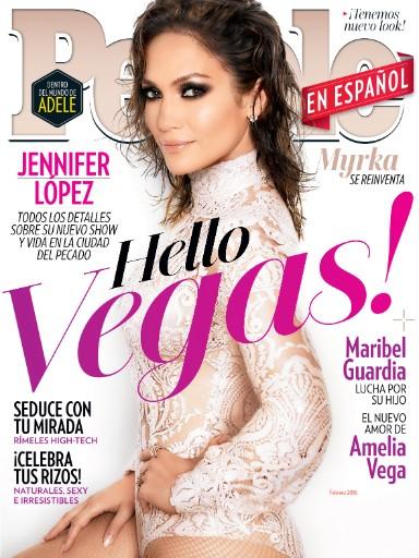 Read the latest issue of People en Español
