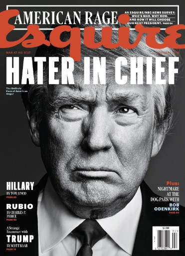 Read the latest issue of Esquire