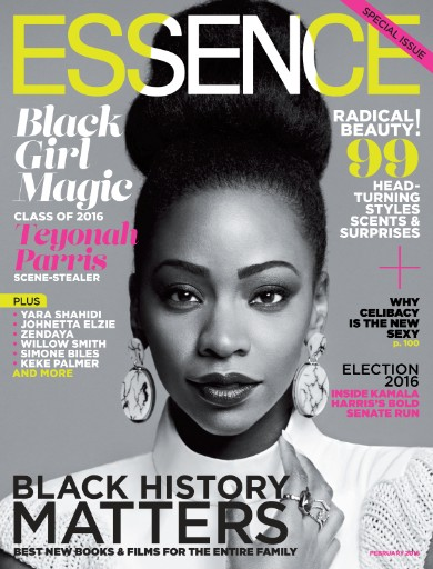 Read the latest issue of Essence