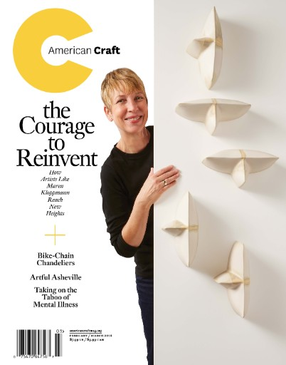 Read the latest issue of American Craft