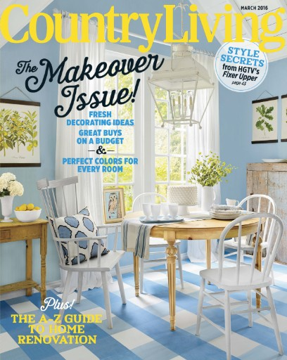 Read the latest issue of Country Living