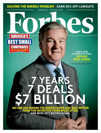 Read the latest issue of Forbes