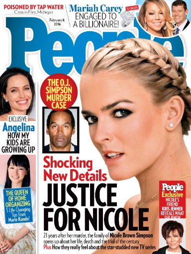 Read the latest issue of People