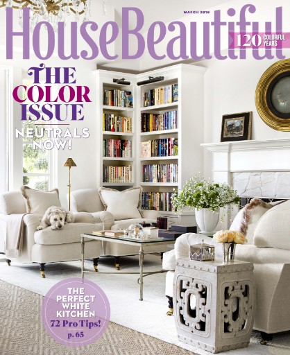 Read the latest issue of House Beautiful