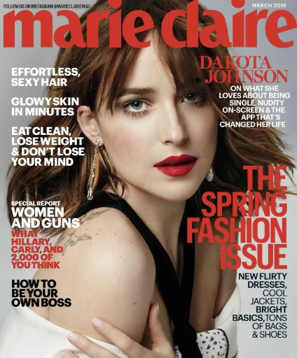 Read the latest issue of Marie Claire (US Edition)