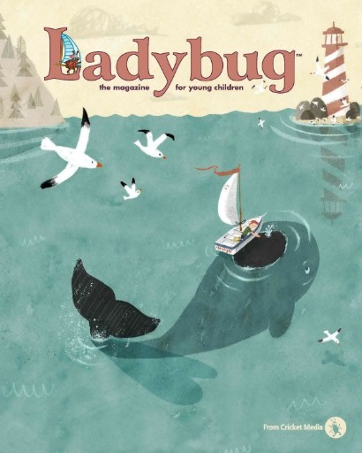 Read the latest issue of Ladybug