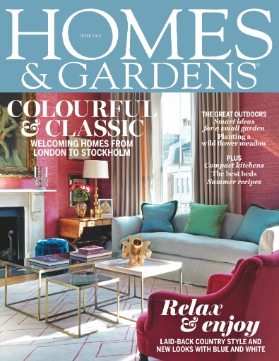 Read the latest issue of Homes and Gardens