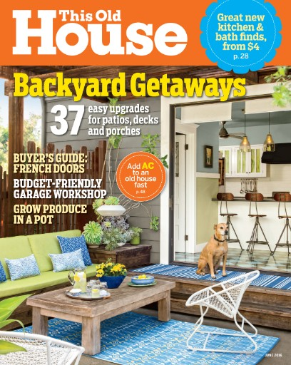 Read the latest issue of This Old House
