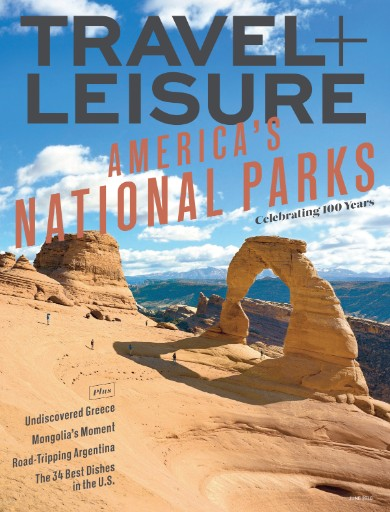 Read the latest issue of Travel + Leisure