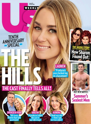 Read the latest issue of Us Weekly
