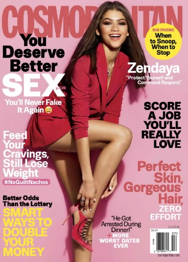 Read the latest issue of Cosmopolitan