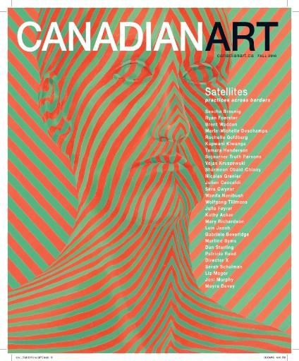 Image result for canadian art journal