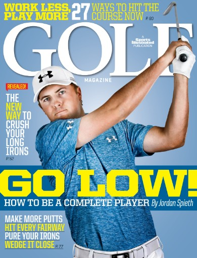 Read the latest issue of Golf Magazine