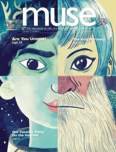 Read the latest issue of Muse