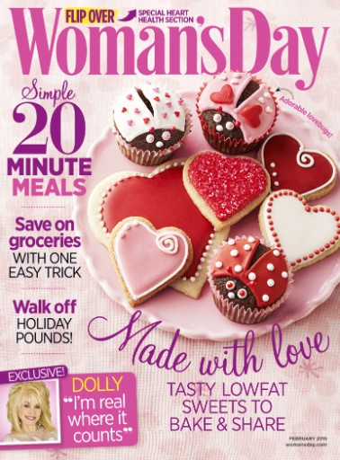 Read the latest issue of Woman's Day