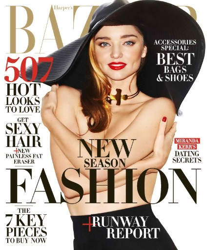 Read the latest issue of Harper's Bazaar