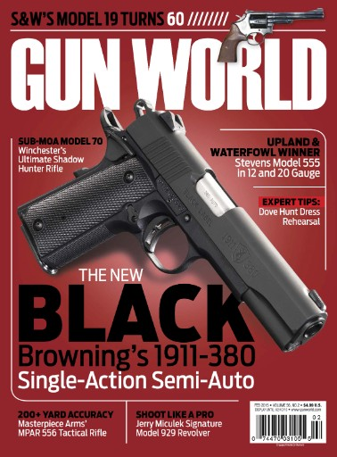 Read the latest issue of Gun World