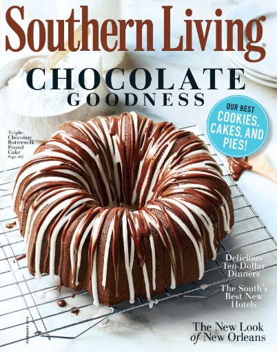 Read the latest issue of Southern Living