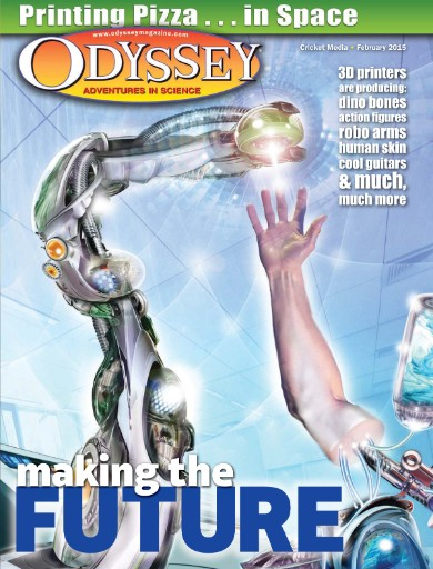 Read the latest issue of Odyssey