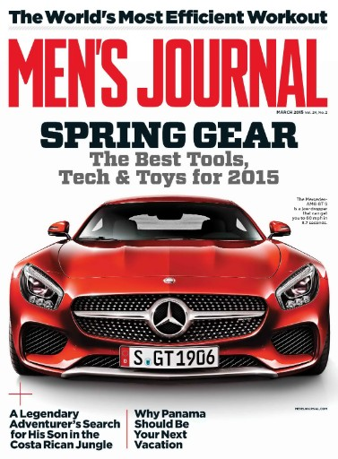 Read the latest issue of Men's Journal