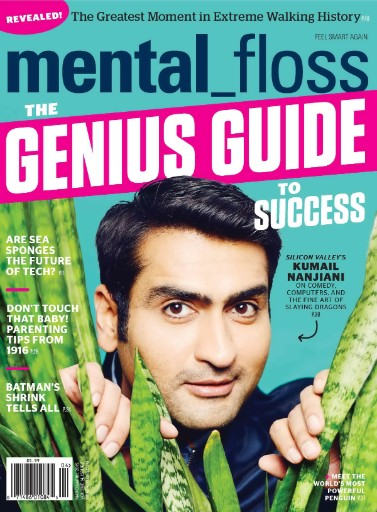 Read the latest issue of mental_floss