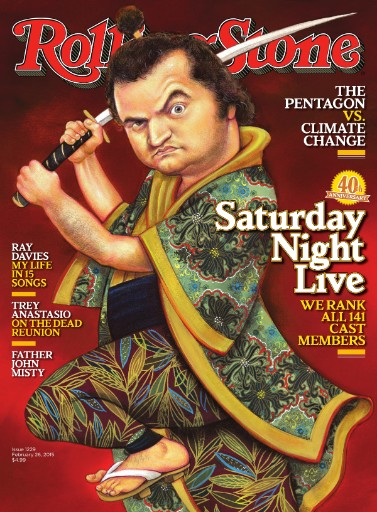 Read the latest issue of Rolling Stone