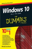 Windows 10 All-in-one for Dummies. Access with TAFE username and password.