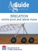Cover Art for Irrigation, Centre Pivot and Lateral Move by Jennifer Laffan ; Australia