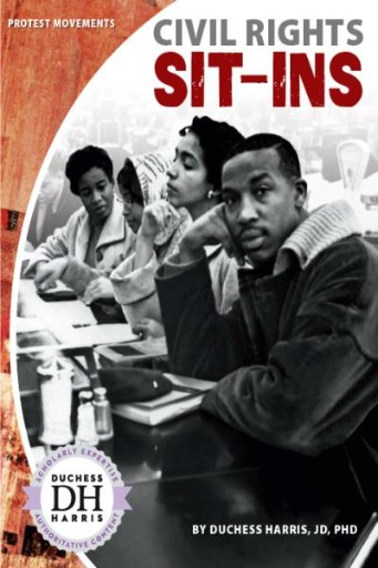 Book cover Civil Rights Sit-Ins