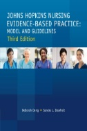 Cover for Johns Hopkins nursing evidence-based practice model and guidelines eBook