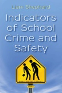 Book cover of Indicators of School Crime and Safety - click to open book in a new window