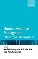 Human Resource Management: Ethics and Employment Image