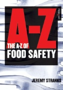 Cover Art for A-Z of Food Safety by Stranks, Jeremy W