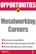 Opportunities in Metalworking Careers