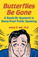 Butterflies Be Gone: A Hands-on Approach to Sweat-proof Public Speaking Image
