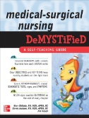 Medical-surgical Nursing Demystified Image