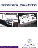 Control  Systems, Modern Controls
