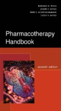 Pharmacotherapy Handbook Image