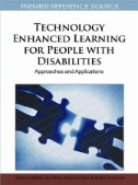 Technology Enhanced Learning for People With Disabilities: Approaches and Applications Image