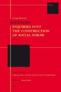 Sociology: Inquiries Into the Construction of Social Forms