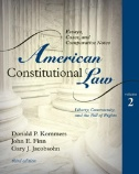 American Constitutional Law Volume 2 Image