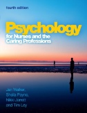 Psychology for Nurses and the Caring Professions Image