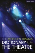 "Picture of the book cover for ""The Methuen Drama Dictionary of the Theatre"""