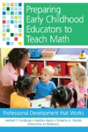 Preparing Early Childhood Educators to Teach Math