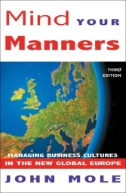Book cover image for Mind Your Manners