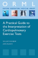 Book cover of A Practical Guide to the Interpretation of Cardio-Pulmonary Exercise Tests - click to open in a new indow