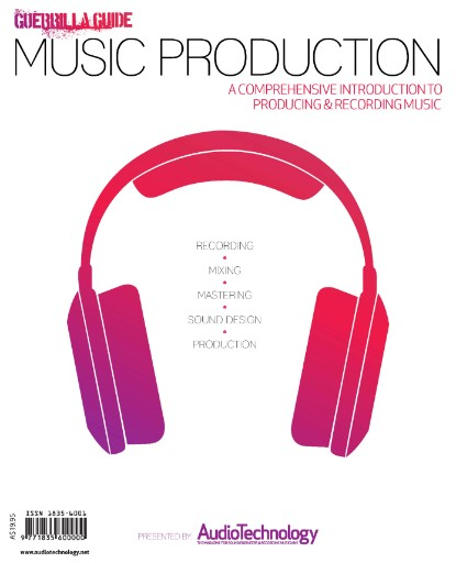 Guerrilla Guide to Recording & Music Production Magazine Subscriptions