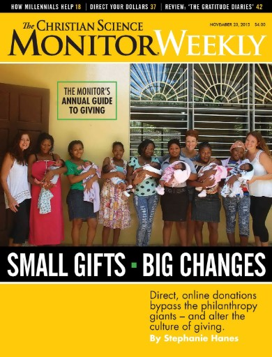 Christian Science Monitor Weekly Magazine Subscriptions