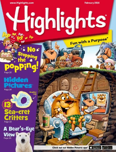 Highlights Magazine Subscriptions